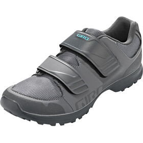 Giro Berm Shoes Women titanium/dark shadow